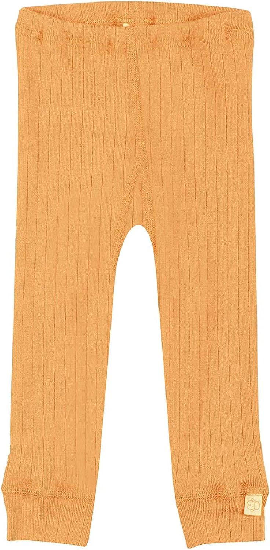 Organic Wool Underwear DILLING Baby Merino Ribbed Leggings