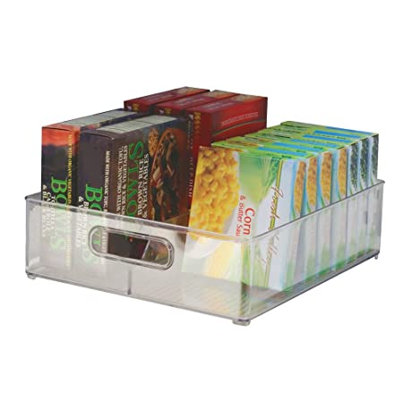 InterDesign Fridge/Freeze Binz Organizador de nevera, cajas de ...