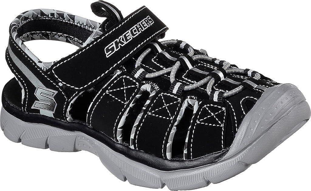 Skechers Relix-Tropix Boys' Toddler-Youth Sandal 92189