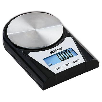 Báscula de precisión 200 G || Negra