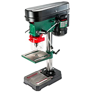 Bohrmaschine Auf Saule Arbeitsplatte Hohenverstellbar Und Neigbar