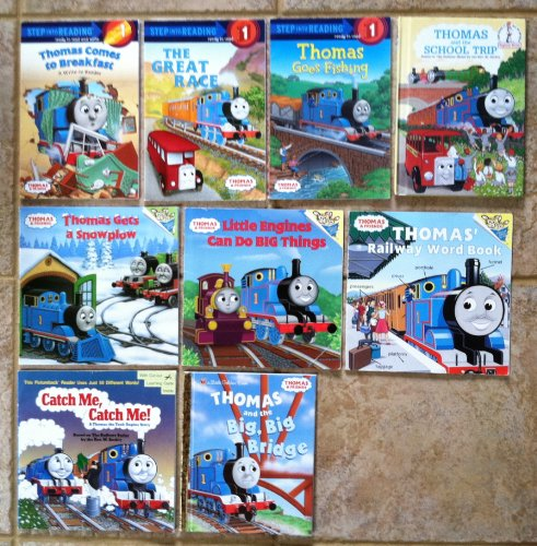 Thomas the Tank Engine and Friends Book Set
