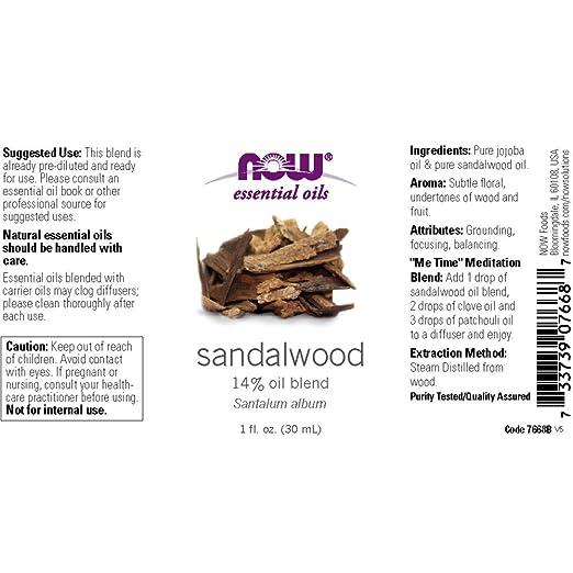 Sandalwood Uses