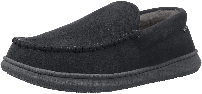 Dockers Men's Douglas Ultra-Light Moccasin Premium Slippers