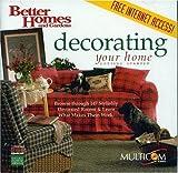 Home Garden Best Deals - Better Homes & Gardens Decorating Your Home (Win/Mac)
