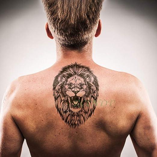 ljmljm 3 Unids Etiqueta Engomada del Tatuaje Impermeable Caballo ...
