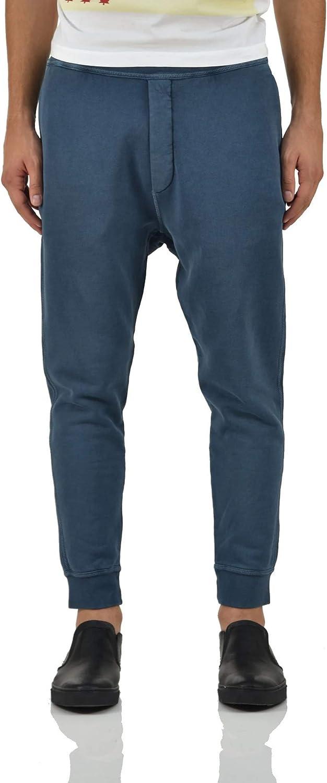 DSQUARED2 Tracksuit Pants Blue Men - Size: L - Color: Blue - New