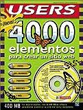 Nuevos 4000 Elementos para Crear un Sitio Web, Felix Bracco, MP Ediciones, 9875260673