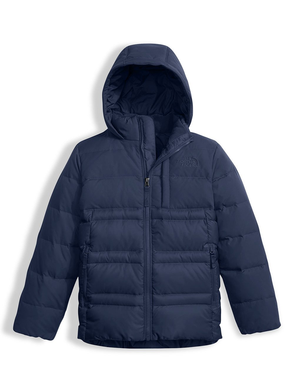 The North Face Big Boys' Franklin Down Jacket - cosmic blue, m/10-12