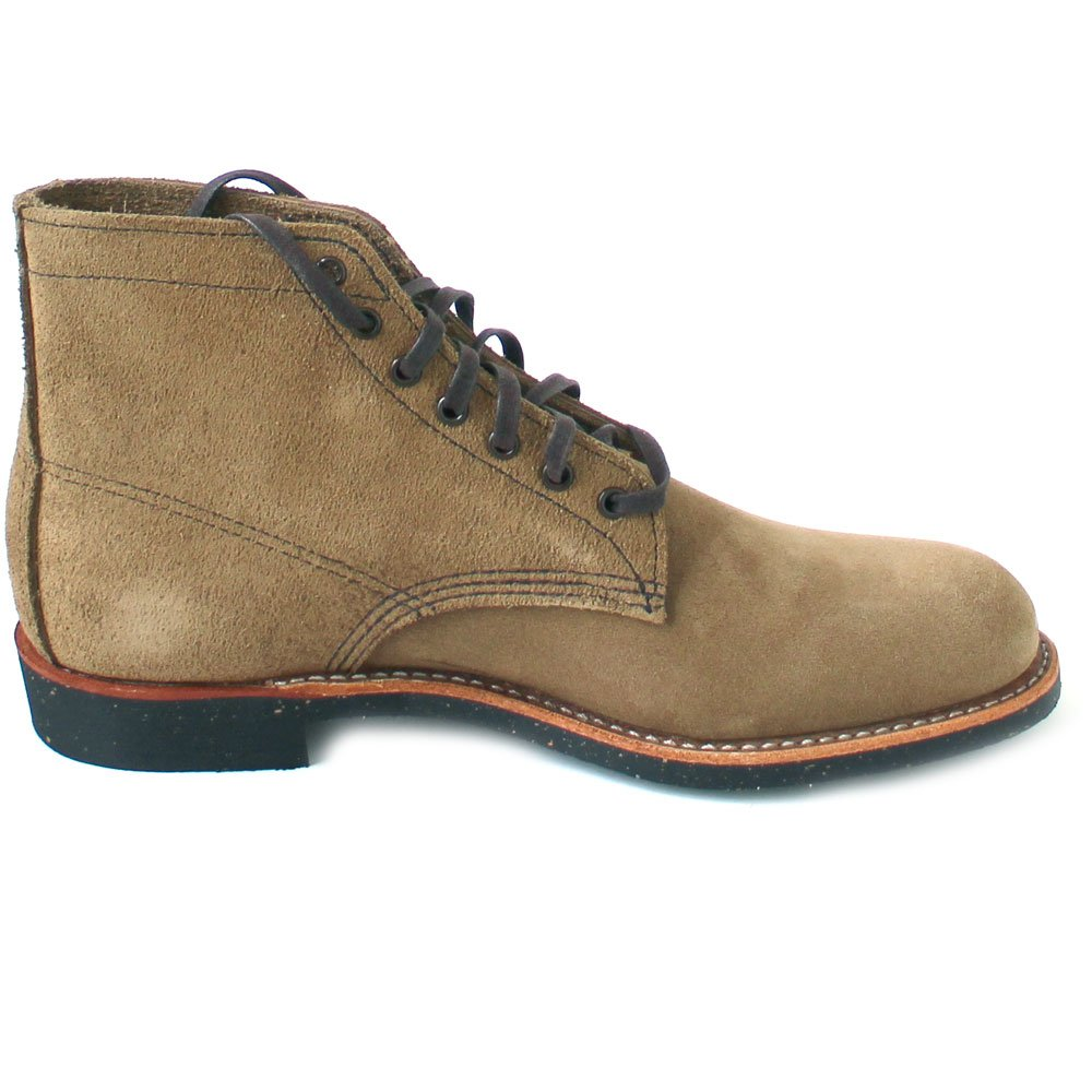 Red Wing 08062-0D - Botines Chukka de Otra Piel Hombre, Color, Talla 38,5 EU D(M): Amazon.es: Zapatos y complementos