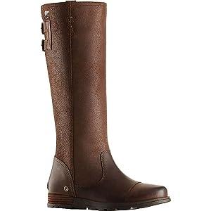 Sorel Sorel Major Tall Boot - Women's Tobacco 10
