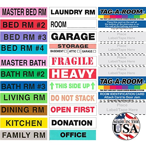 Most Popular Color coding Labels