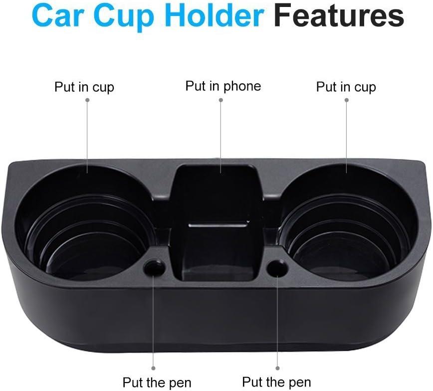 Yosoo Universal Auto Truck Car Seat Drink Cup Halter Valet Getr/änkedose Flasche Lebensmittel Halterung St/änder Aufbewahrungsbox