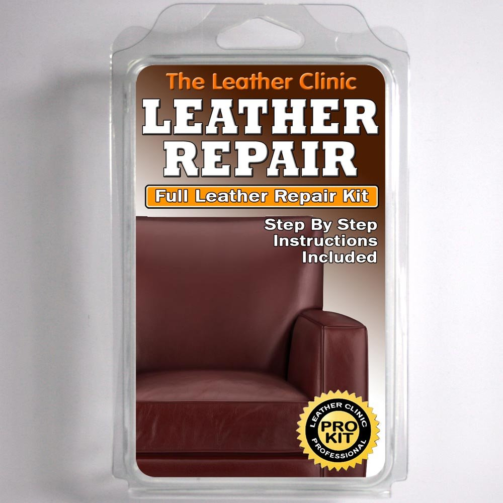 Fine Bordeaux Leather Sofa Chair Repair Kit For Tears Holes Scuffs With Colour Dye Ibusinesslaw Wood Chair Design Ideas Ibusinesslaworg