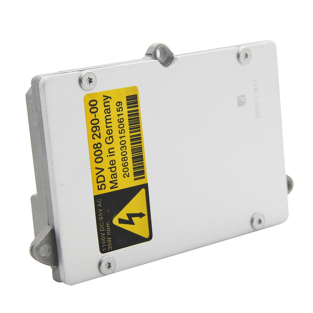FEZZ Car D2S D2R Xenon HID Headlight Ballast Control Module OEM 5DV 008 290-00 12V 35W