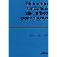Dicionário sintáctico de verbos portugueses (Portuguese Edition)