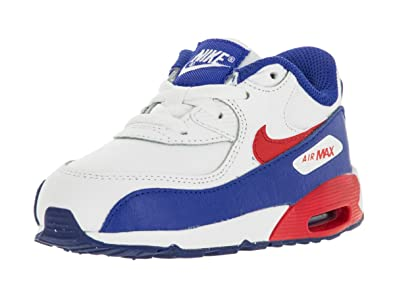 : Nike Toddlers Air Max 90 Ltr (TD) White