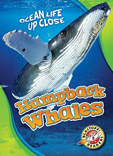 Humpback Whales (Ocean Life Up Close: Blastoff! Readers, Level 3)