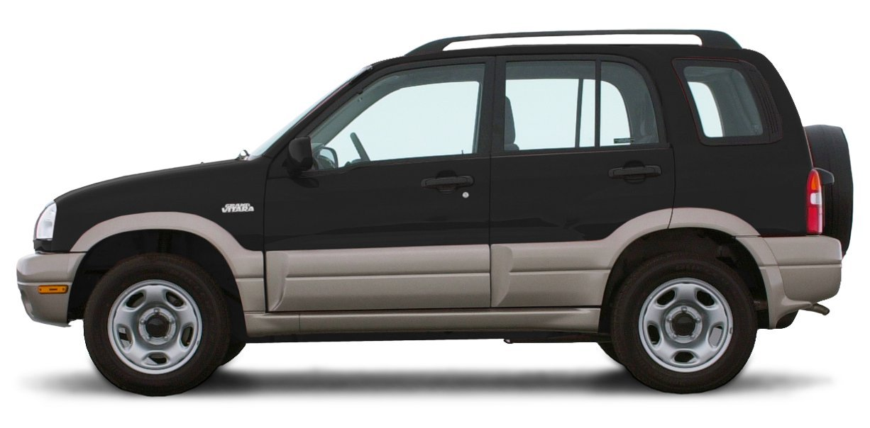 ... 2001 Suzuki Grand Vitara JLX+, 4 Door Automatic Transmission 4 Wheel  Drive. 2001 Honda CR V ...