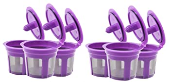 Fill N Save 6 packs Reusable K-Cup
