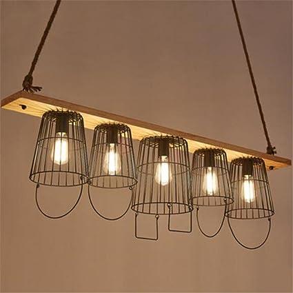 DKZ Illuminazione per interni Lampadari Lampade per canapa ...