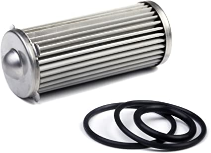 Holley 162-569 Fuel Filter Element and O-ring Kit