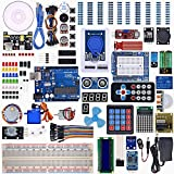 Weikedz UNO R3 Project Complete Starter Kit with Lesson CD,UNO R3, Jumper Wire, for Arduino
