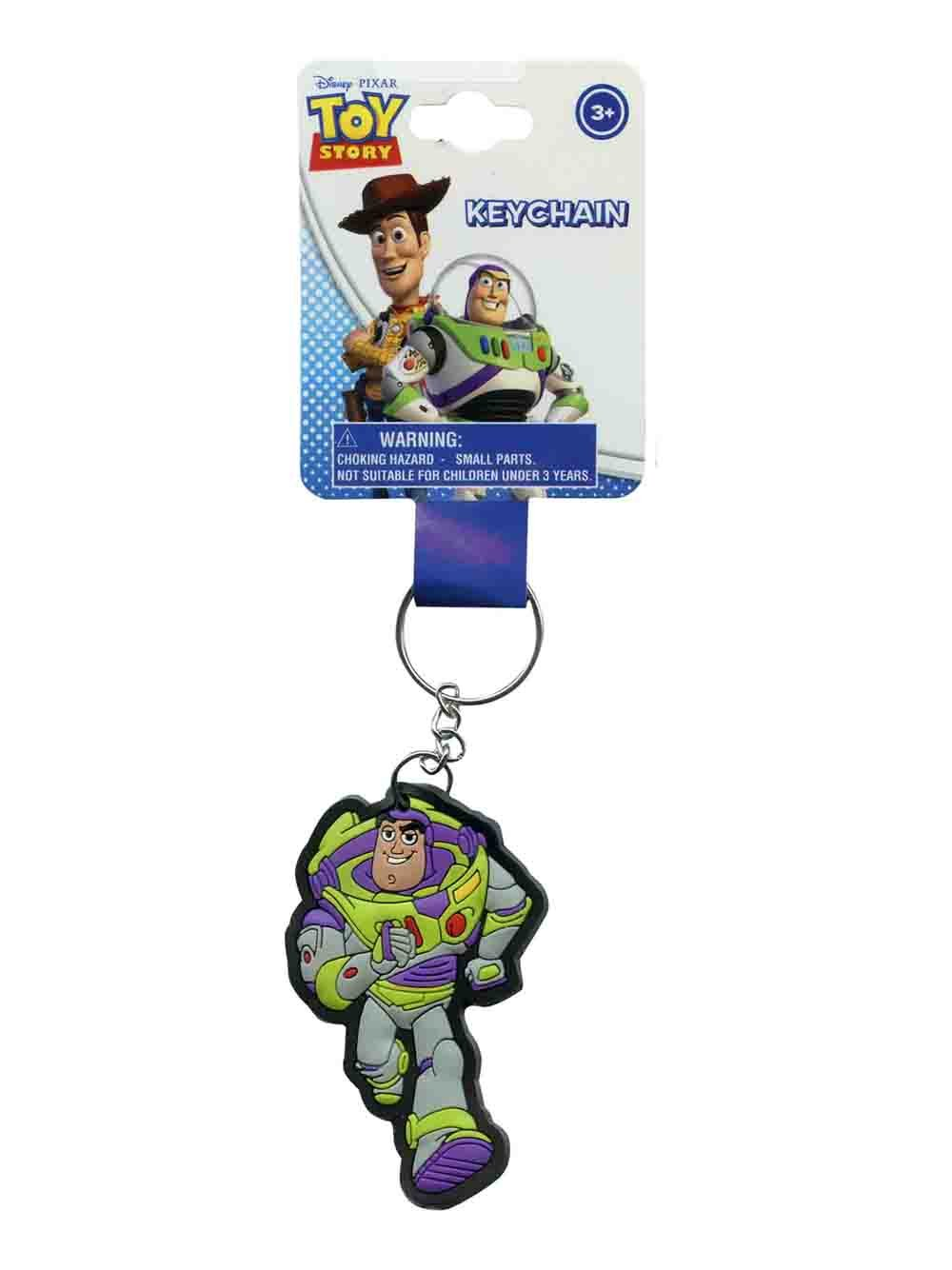 Disney Buzz Lightyear Llavero Key Ring: Amazon.es: Juguetes ...