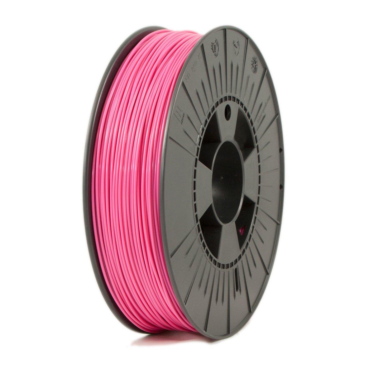 Ice Filaments ICEFIL1PLA111 Filamento PLA, 1,75 mm, 0,75 kg, Magenta