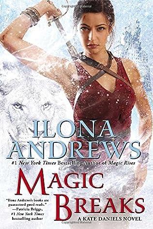 book cover of Magic Breaks
