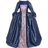 CosplayDiy vestido de bola de rococó gótico victoriano para mujer
