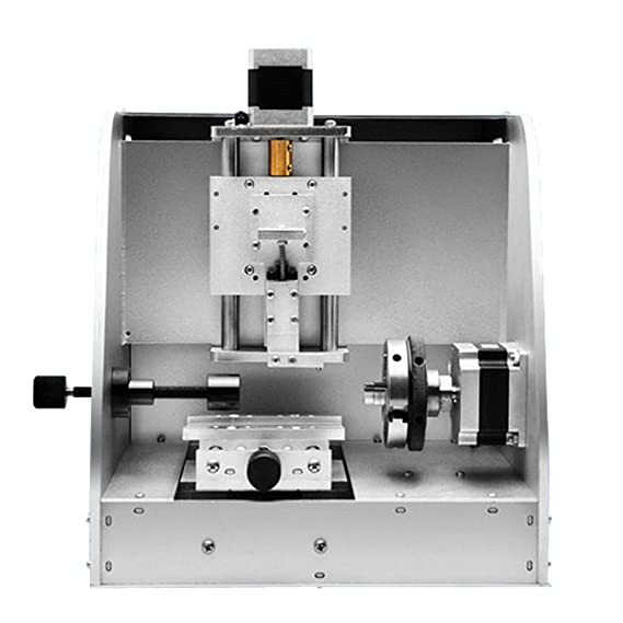 Amazon.com: AM30 4 AXIS cnc router, cnc jewelry engraving machine, ring engraving machine, pen engraving routers