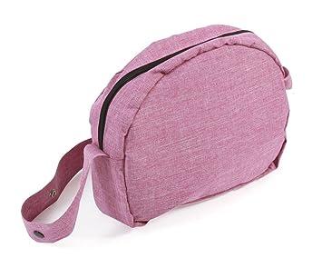 Amazon.es: Bayer Chic 2000 853 70 - Bolso Cambiador Jeans de muñecas, Color Rosa: Juguetes y juegos