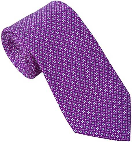 Handmade 100% Silk 7 Fold Silk Tie (31 Options) by Sebastien Grey