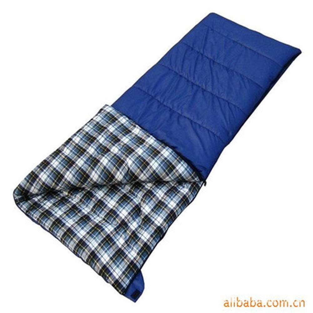 mejor marca Saco de Dormir Adulto, Adulto, Adulto, Saco de Dormir del sobre Que acampa Que acampa Caliente Grueso al Aire Libre Hueco del algodón, Conveniente para Caminar  tienda en linea