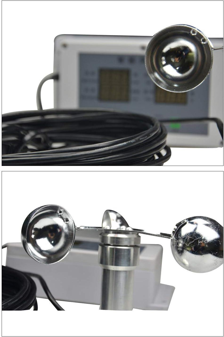 Alumiunm Sensor WXQ-XQ Tower Crane Wind Speed Meter Anemometer Temperature Transmitter Sensor for Ship Crane Tower
