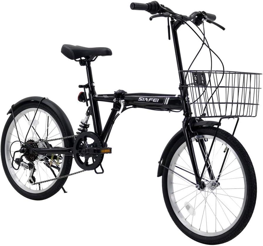 LuckStore 折りたたみ自転車