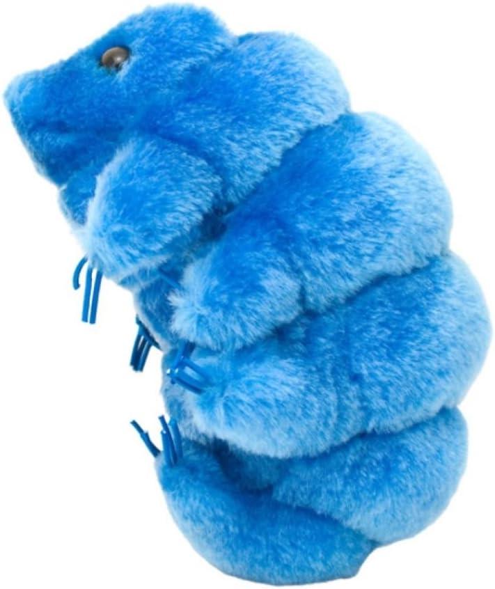 Giantmicrobes - Peluche Microbio gigante - Versión llavero Key Ring Virus zombi: Amazon.es: Juguetes y juegos