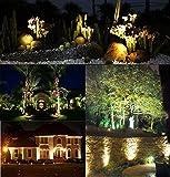 Lemonbest LED Landscape Up Down Light 5W White
