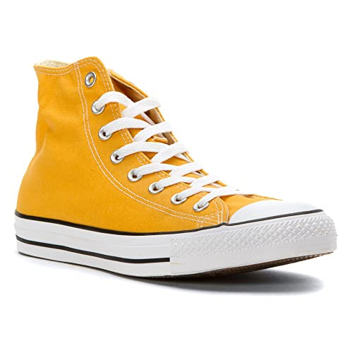 94168ade0c6f78 Converse Chuck Taylor All Star Hi Top Solar Orange 151169F Mens 9  Buy  Online at Low Prices in India - Amazon.in