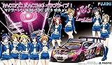 フジミ PACIFIC RACING×ラブライブ マクラーレン MP4-12C GT3 withμ's (プラモデル)