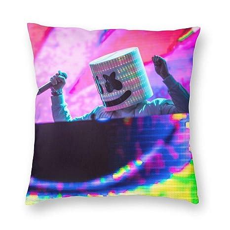 XZHF - Juego de Fundas de Almohada de algodón con diseño 3D ...