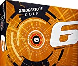 Bridgestone Golf 2015 e6 Golf Balls (One Dozen)