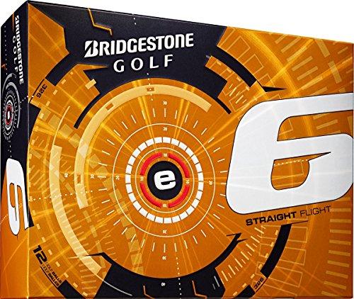 Bridgestone-Golf-2015-e6-Golf-Balls-One-Dozen