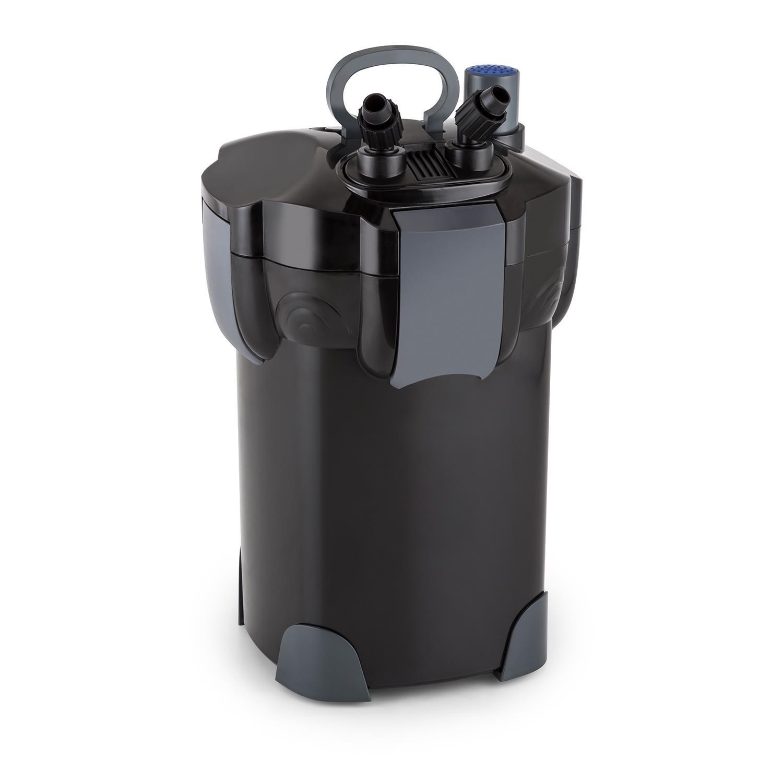 Waldbeck Clearflow 35UV Filtro Exterior para Acuario con clarificador de 9W UVC• Motor 35 W