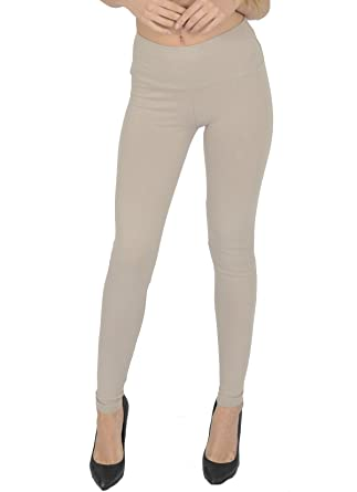5c656c74c5746 Today Is Her Women's High Waisted Full Length Leggings by Extra Comfort  Range, Plus Sizes