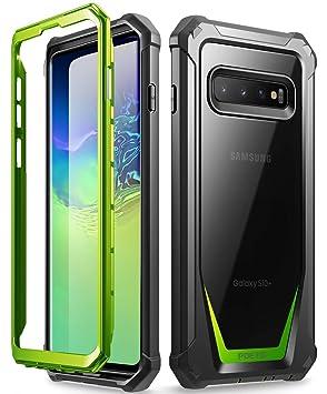 Poetic Funda Galaxy S10 Plus, Carcasa Guardián para Samsung Galaxy S10 Plus [Resistente a los Rayones] Cuerpo Robusto Híbrida y Protector de Pantalla ...