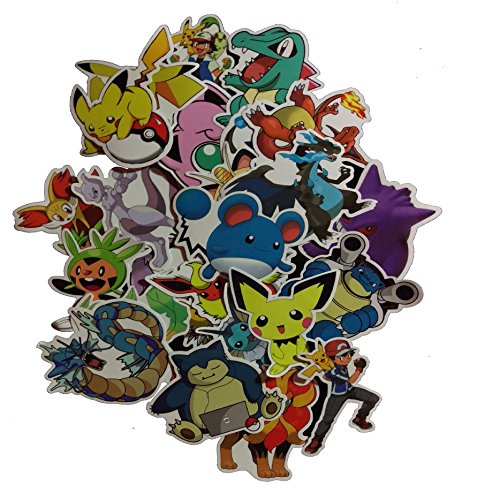 Party Pack Decal (Pokemon 3.5
