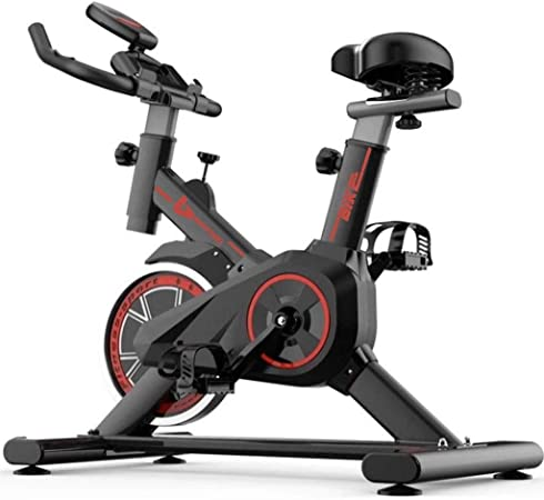 YUESFZ Bicicletas estáticas Spinning Máquina De Correr Elíptica Pérdida De Peso del Hogar Negro Paso A Paso Salón Silencioso Bicicleta Deportiva Equipo De Gimnasio De Interior: Amazon.es: Hogar