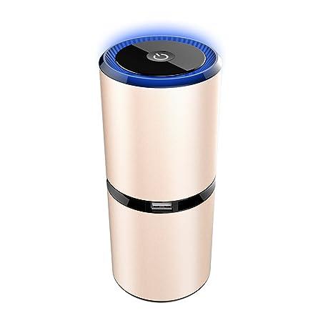 Purificador de aire para, ambientador de coche, ionizador de aire, purificador de aire